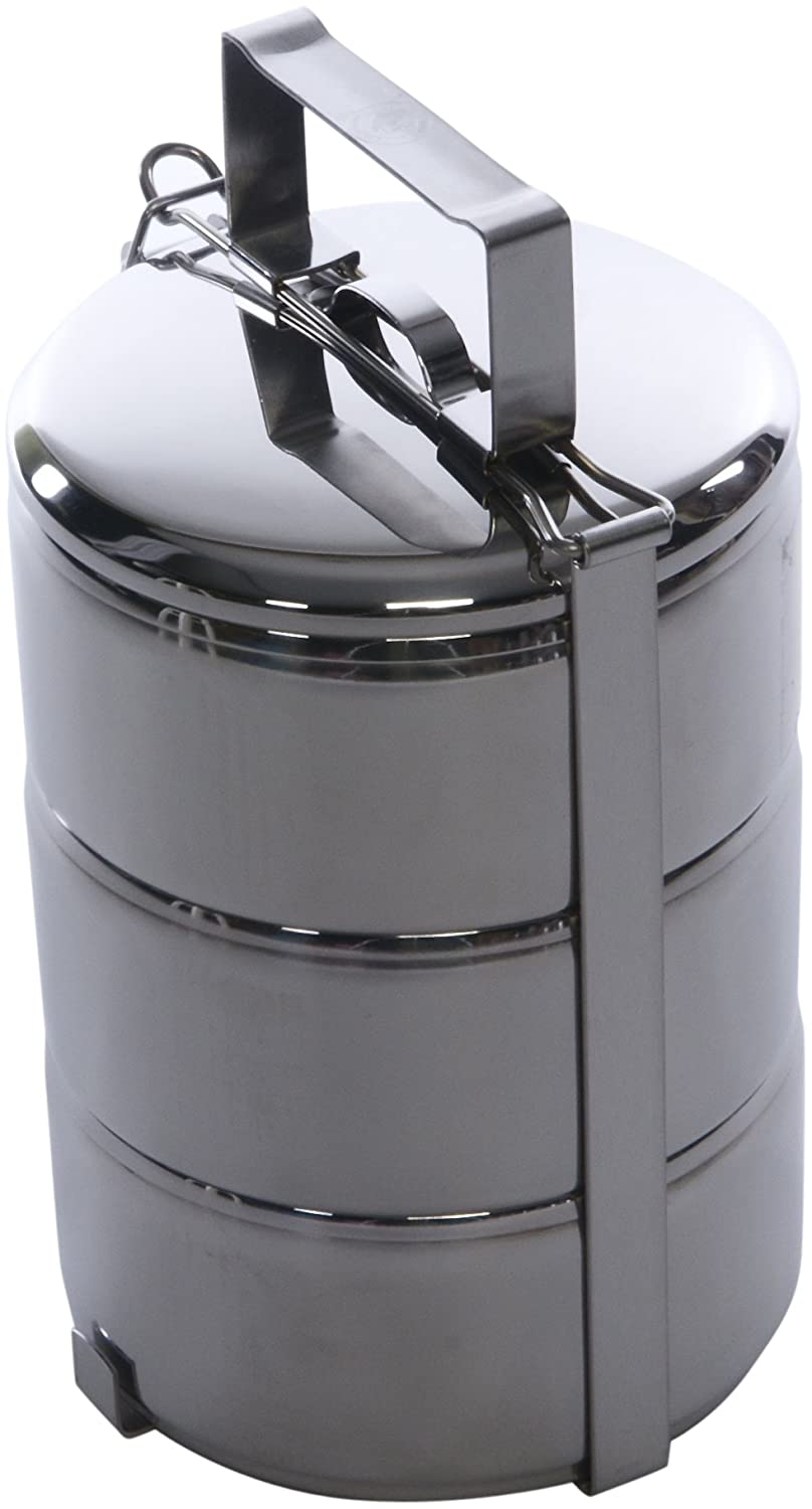 Zebra Stainless Steel Food Carrier