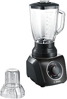 Bosch SilentMixx MMB43G2B - Batidora de vaso, 700 W, 2.3 litros, cinco velocidades