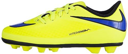 4a8ab0d1d1ca Nike Kids  Hypervenom Phade Fg-r Football Boots  Amazon.co.uk  Shoes   Bags