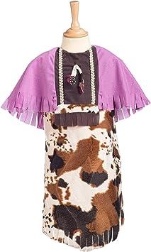 Disfraz de India rosa para niña: Amazon.es: Juguetes y juegos