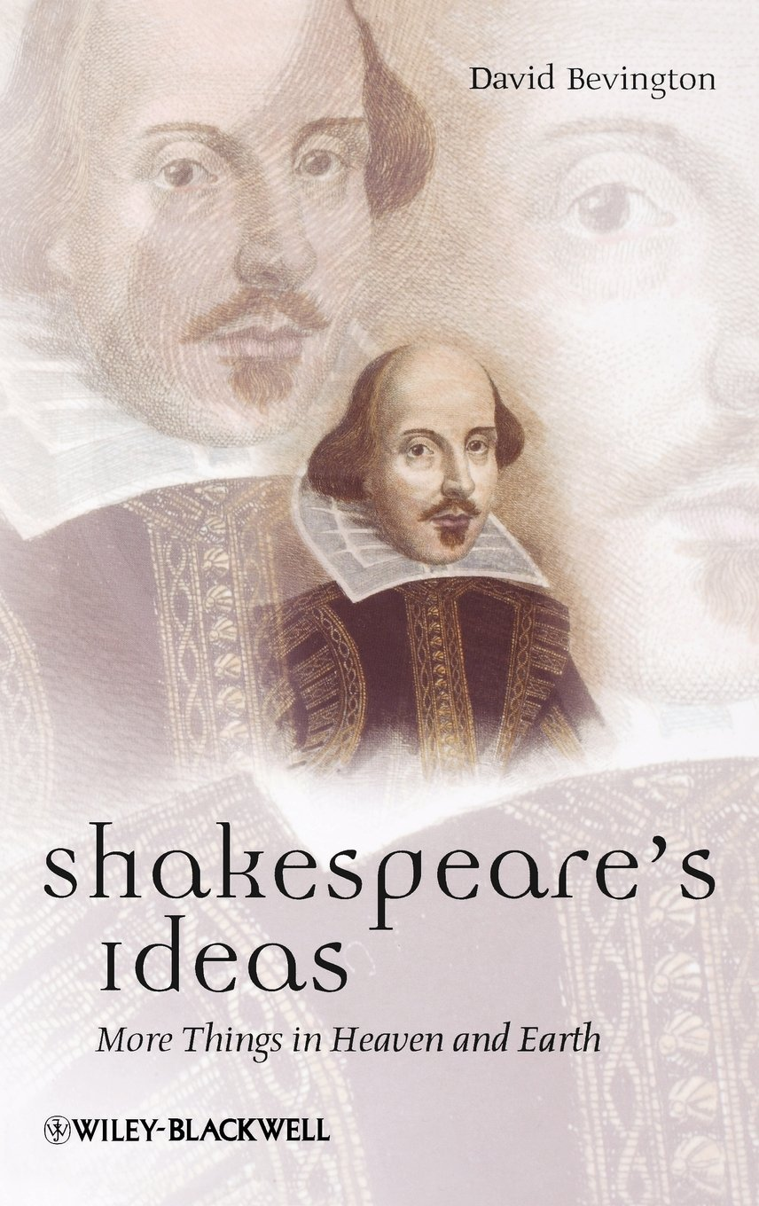 Shakespeare's Ideas: More Things in Heaven and Earth pdf epub