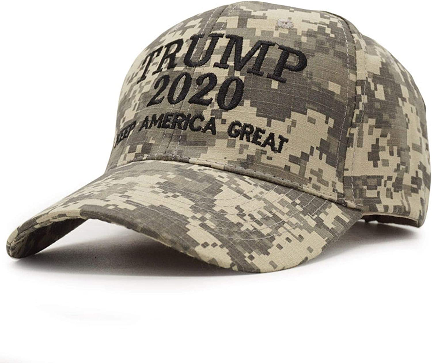 Trump 2020 Hat Camouflage Baseball Cap MAGA Snapback Hats Casquette Outdoor Sports USA Flag Camo Trump Cap,camo4