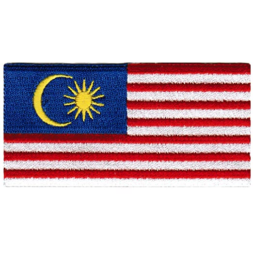 Flag of Nepal Embroidered PATCH//BADGE