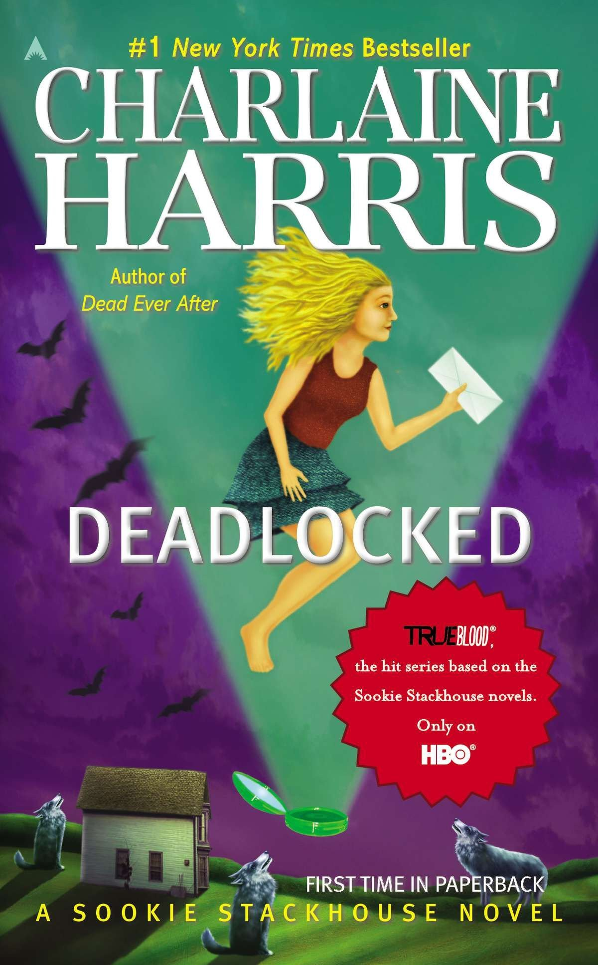 Amazon Com Deadlocked Sookie Stackhouse True Blood Book 12