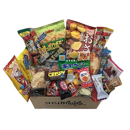 Japanese Sweets assortment gifts 30 pc DAGASHI set snack & candy japanese kitkat food