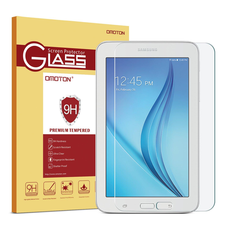 Vidrio Templado para Galaxy Tab E Lite 7.0 Omoton