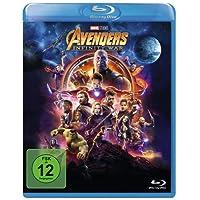Avengers: Infinity War [Blu-ray]
