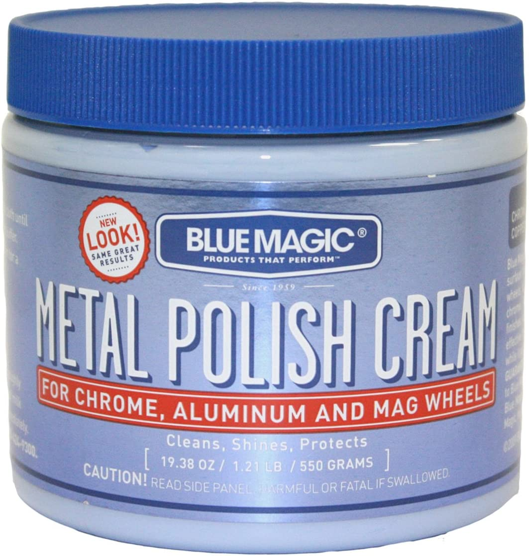Blue Magic Polish Cream
