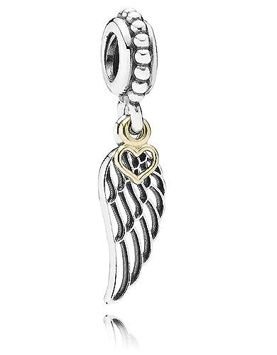 da2b7337d Pandora angel wing charm, 791389: Amazon.co.uk: Jewellery