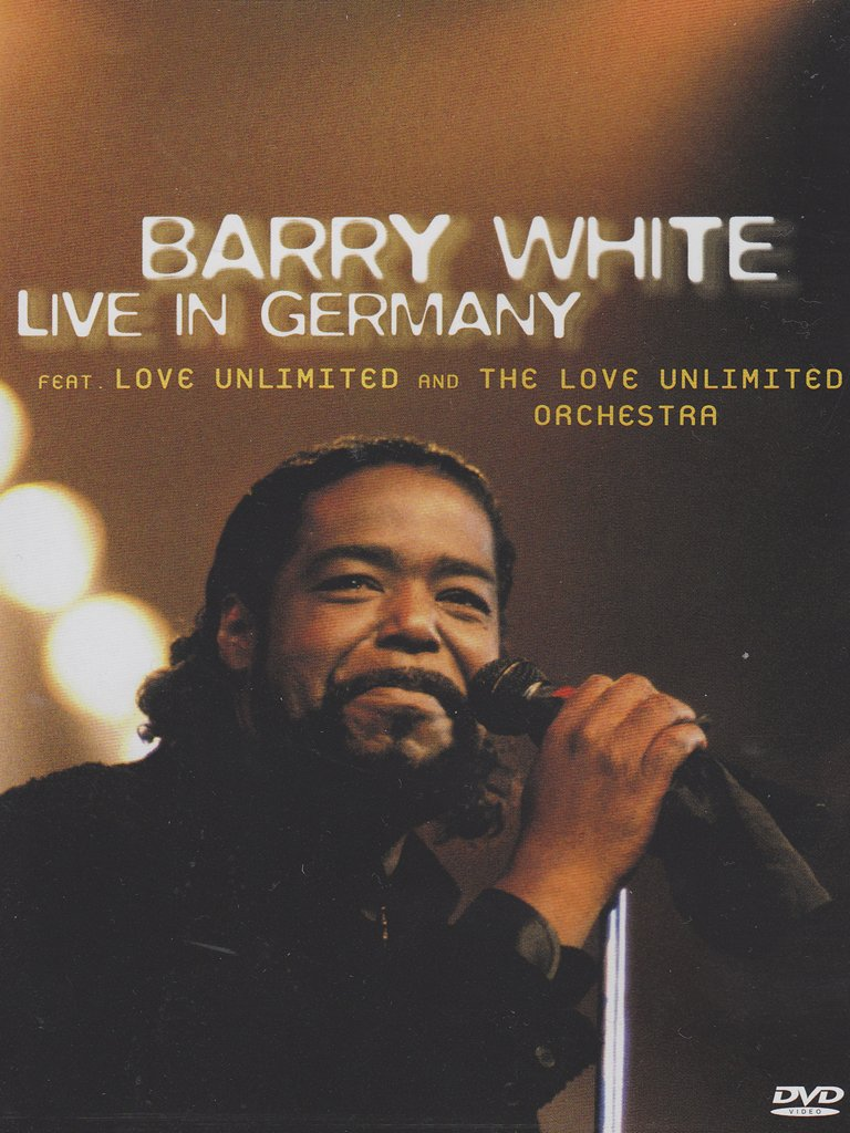 Live In Germany [DVD] B000KF0ONS