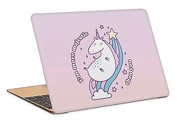 MacBook Cover Unicornio Sprüche - MacBook Pro 13 pulgadas ...