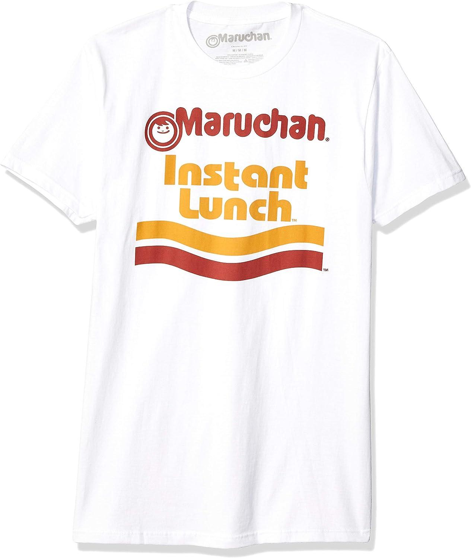 Maruchan Ramen Noodle Instant Lunch Logo T-Shirt