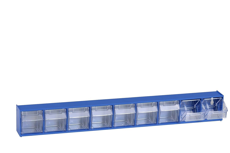 h/ünersdorff 460123 MultiStore-Lagersystem wei/ß 4