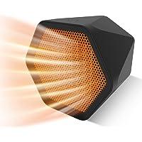 Insta Heater - Mini Estufa Eléctrica Portátil Calefactor Cerámico con Termostato…