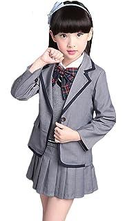 a45aa3e848fe0 Godlovefull韓国子供服 キッズフォーマル 入学式 女の子 男の子 子ども ジュニア フォーマル 5点セット