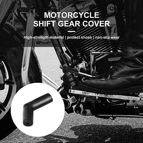 NO LOGO SHIYM-MTC Color : Blue 1 Shift PCS Motocicleta Palanca de Goma del calcet/ín Universal y Cambio de Marchas Botas Cubiertas de los Zapatos de Desplazamiento Protectores Caso Moto Moto