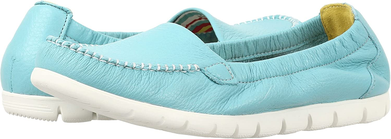 SAS Womens Sunny B01MG266RB 8.5 W - Wide (C) US|Teal
