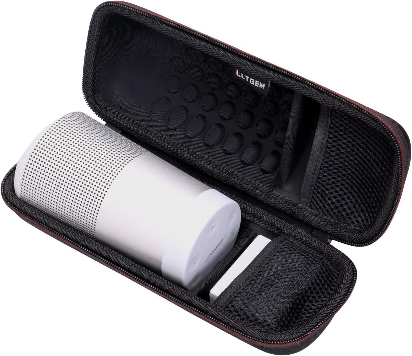 LTGEM EVA Hard Travel Carrying Case for Bose SoundLink Revolve Portable Bluetooth 360 Speaker