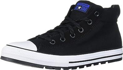 Star Canvas Street Mid Top Sneaker