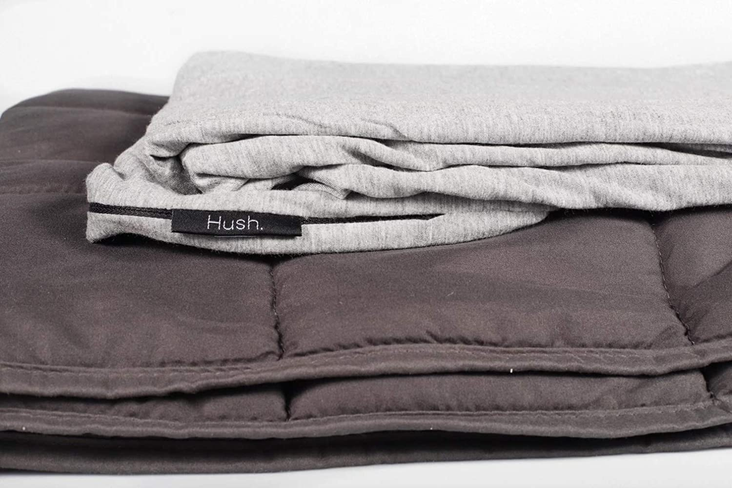 Grey Hush Blankets Cooling Blanket