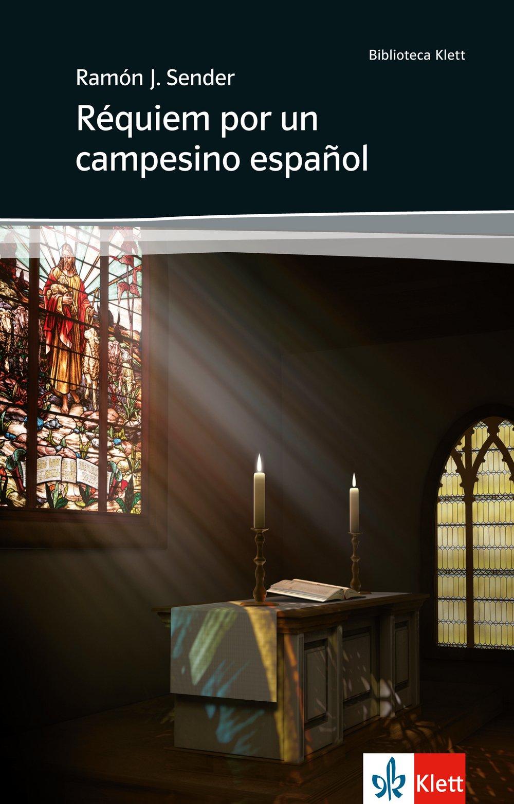 Réquiem por un campesino español: Spanische Lektüre für das 4., 5. und 6. Lernjahr. Originaltext mit Annotationen (Biblioteca Klett)
