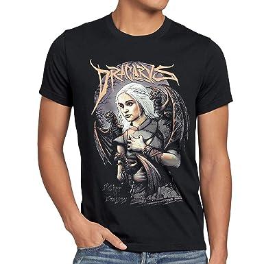 Thrones Des Dragons T Homme Targaryen La Shirt Style3 Mère Daenerys wPk80nO