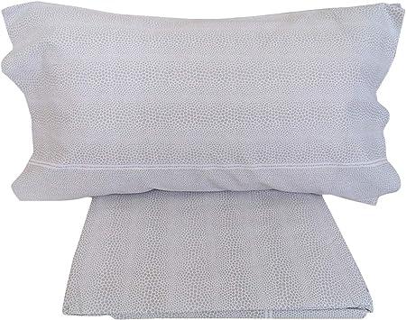 Matrimoniale Singolo Lenzuola completo letto in Cotone 100/% AMBROSIANA SUN