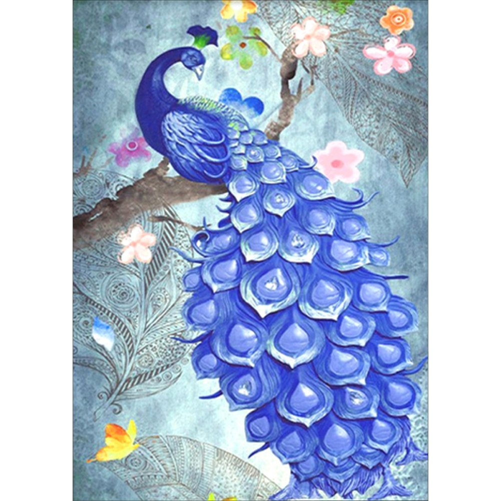 Adarl 5D DIY Diamond Painting Rhinestone Pictures of Crystals Embroidery Kits Arts Crafts /& Sewing Cross Stitch Christmas I