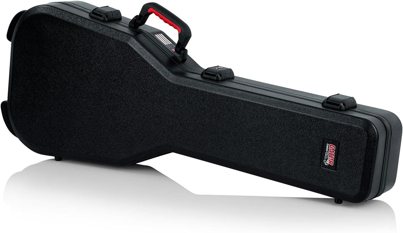Gator gtsa-gtr335TSA ATA moldeado 335Semi-Hollow funda para guitarra, Escriba Gibson SG