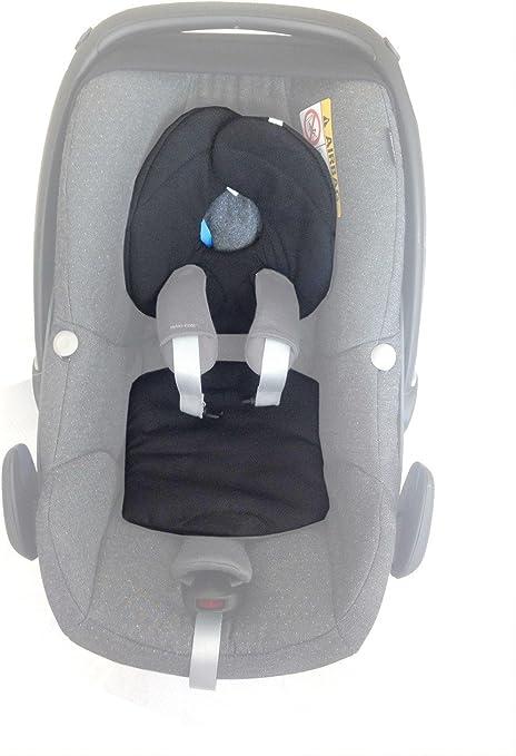 MAXI COSI Pebble Head Hugger Support for Newborn Baby Car Seat Grey