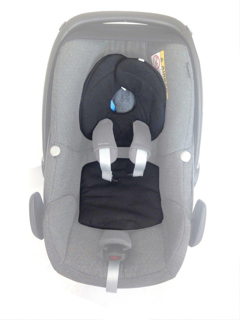 Maxi Cosi Pebble appui-tête & Réducteur d'assise en noir Herstellernr. (MPN): 96300160