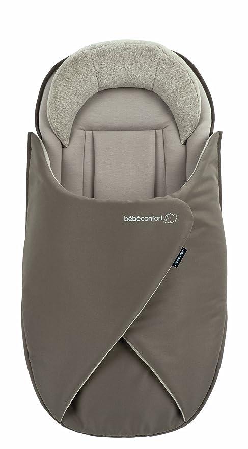 Bebe Confort 18185350 - Saco Para Capazos Baby Cocoon Walnut Brown (Dorel)
