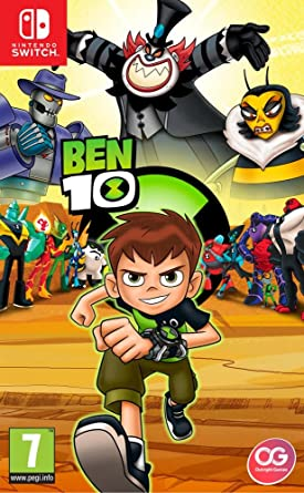 Ben 10 - Switch - Nintendo Switch [Importación francesa]: Amazon ...