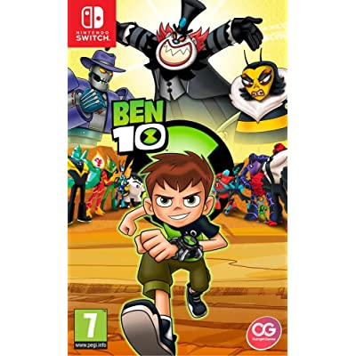 Ben 10 - Switch - Nintendo Switch [Importación francesa]