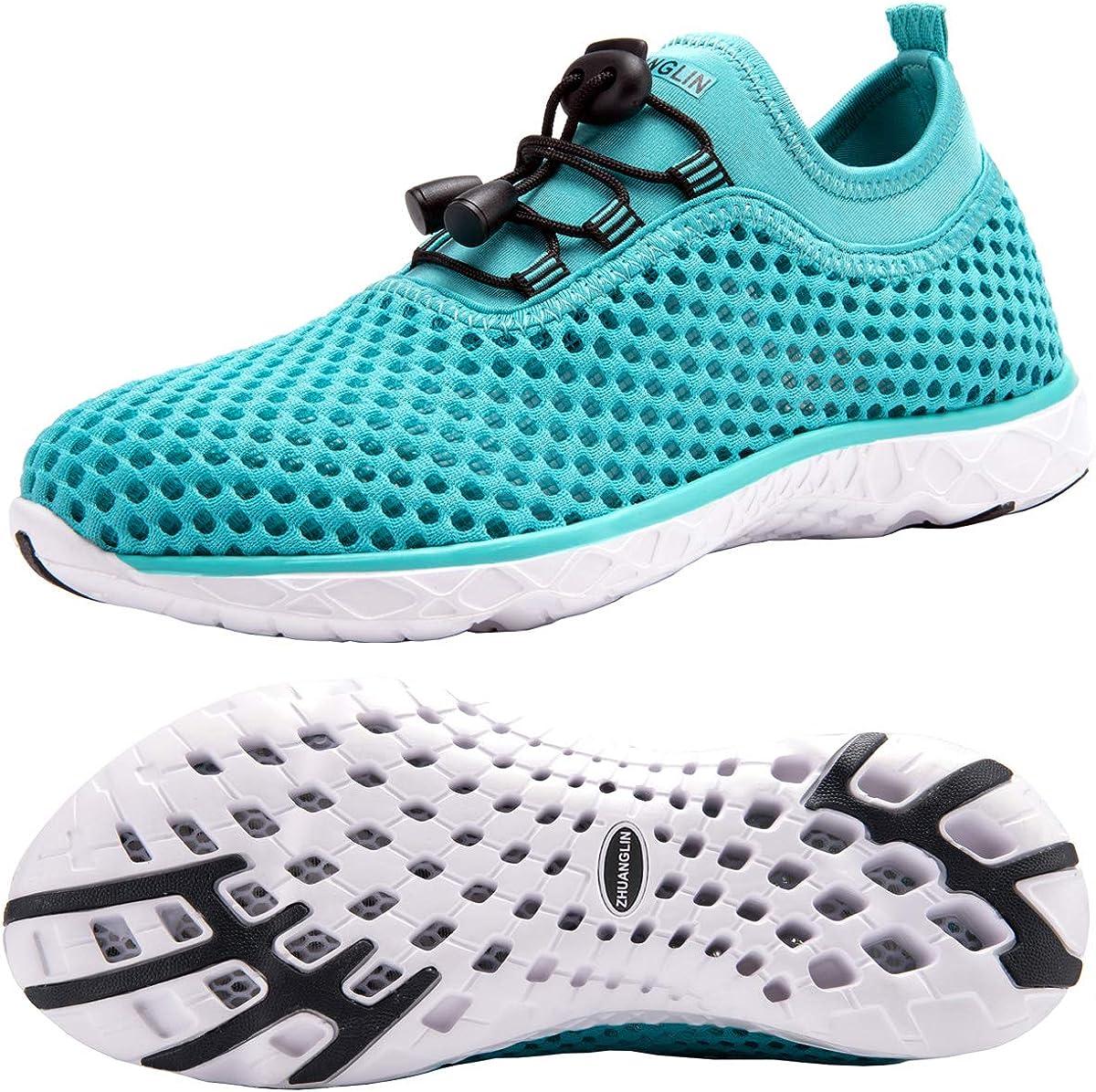   Zhuanglin Men's Quick Drying Aqua Water Shoes   Water Shoes