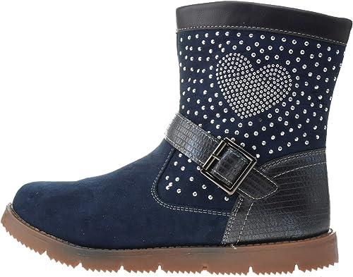 Xti KIDS Girls' Boots Blue navy Blue
