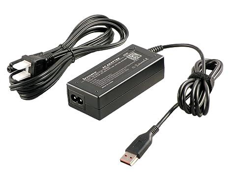 iTEKIRO 65W AC Charger for Lenovo 888016700 GX20H34904 GX20K15992; Lenovo Yoga 3 Pro-1370, Yoga 3-1170, Yoga 3-1470, Yoga 700-11ISK 80QE, 700-14ISK ...