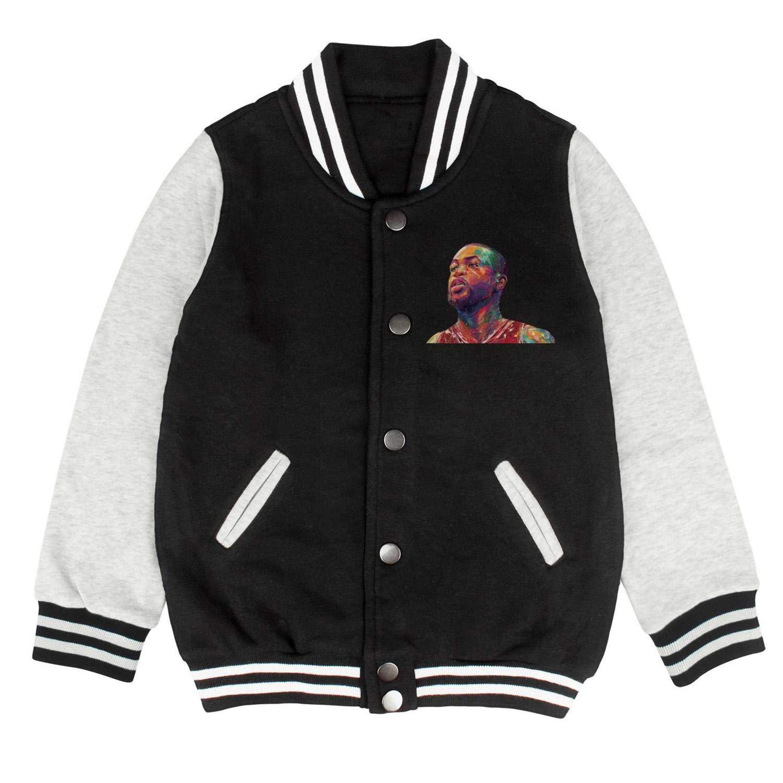 Girls Kids dwade Painting Flash #3 Player Sweatershirt Sweater Coat Classic