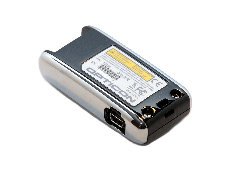 Opticon bluetooth wireless barcode d laser scanner opn