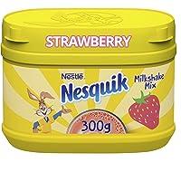 Nesquik Nestlé Strawberry Flavour Milkshake Mix 300G