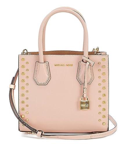 7b188500c7eb Amazon.com: MICHAEL Michael Kors Studio Mercer Stud & Grommet Cross-Body Bag:  Shoes
