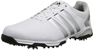 the latest c7fa4 02315 adidas Men s Adipower TR WD-M, Running White Metallic Silver Core Black