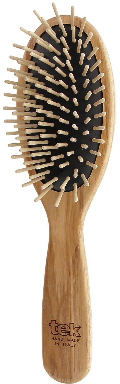 Tek Brosse ovale en bois avec les picots courts Beliflor 126687 8021293000401 (import_efn_it)