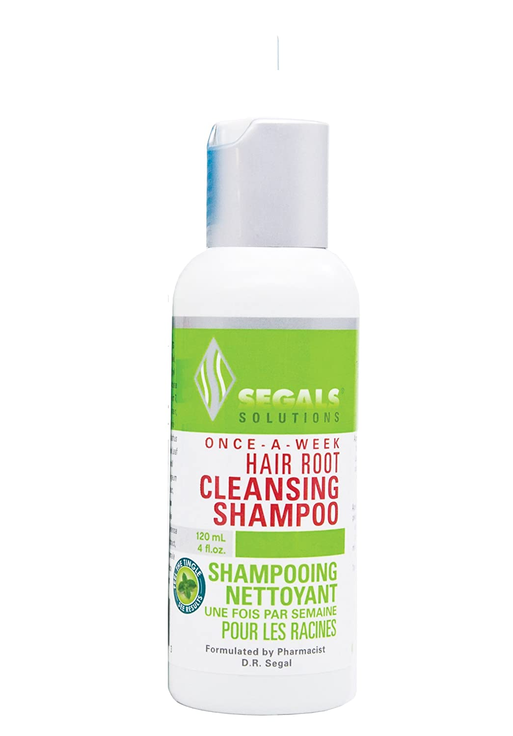 Buy Segals Once-A-Week Hair Root Cleansing Shampoo - 2 Pc  Combo
