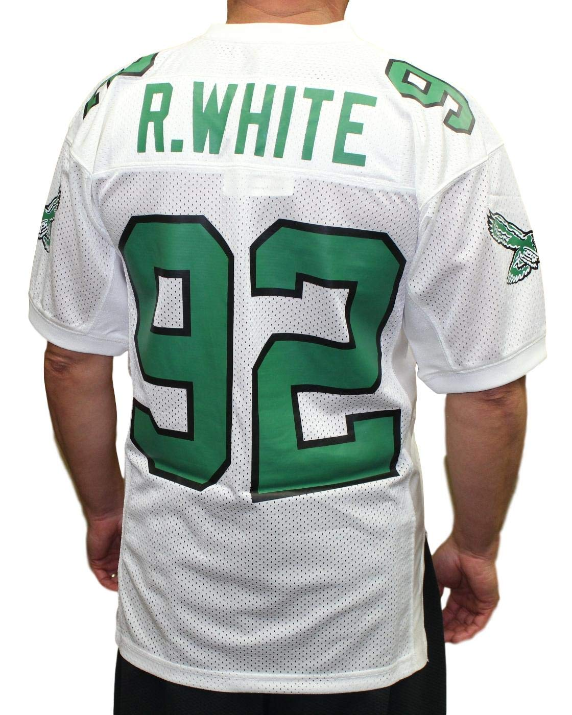 sneakers for cheap 40760 f69a5 Amazon.com : Mitchell & Ness Reggie White 1992 Authentic ...
