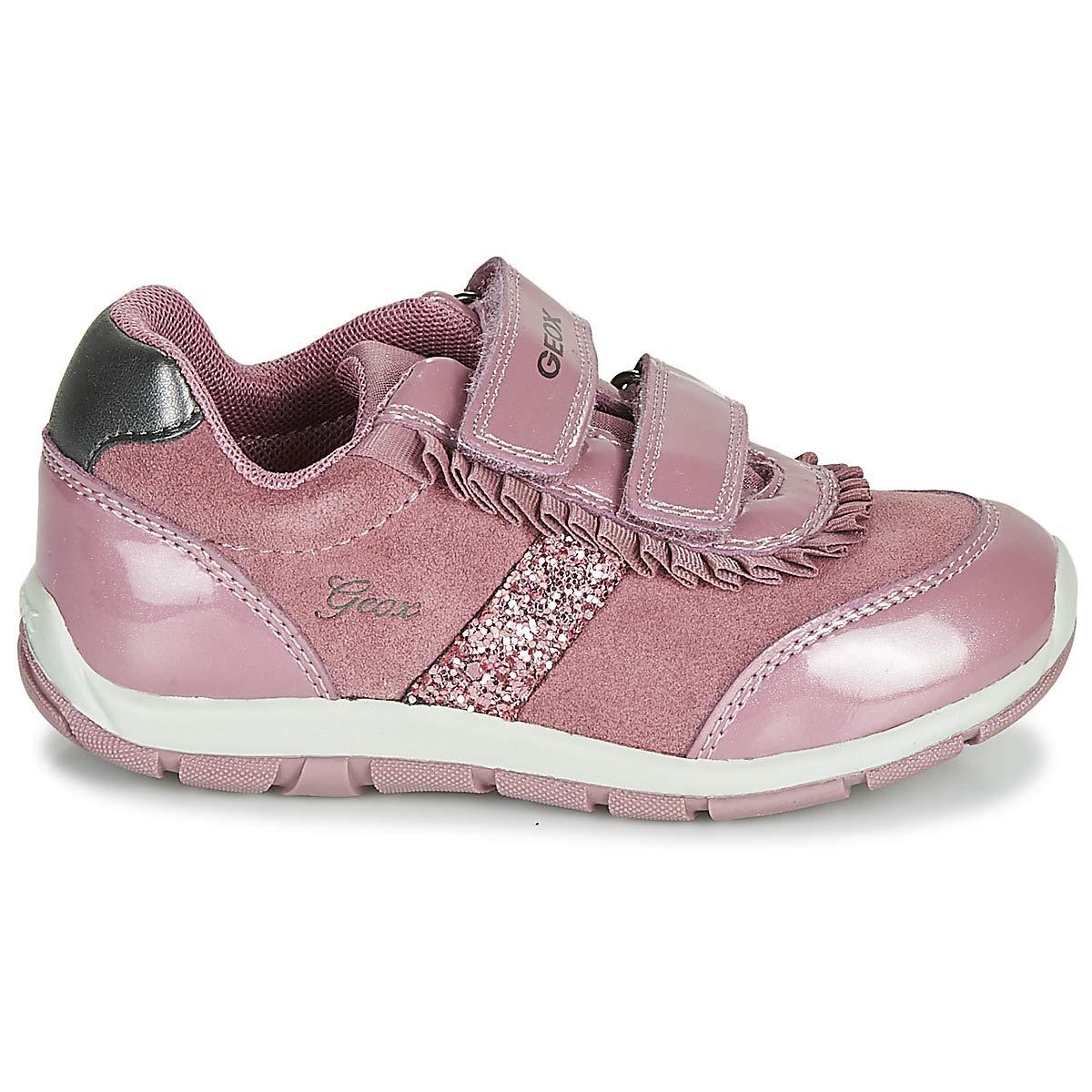 Geox B Shaax C Sneakers Basses b/éb/é Fille