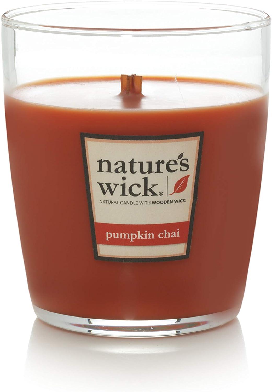 WoodWick Candle Pumpkin Butter in Beautiful Fall Design ~ 15 oz