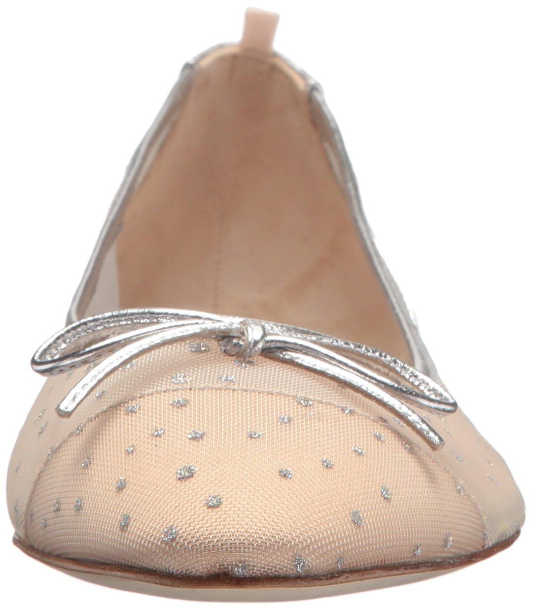 SJP by Sarah Jessica Ballet Parker Women's First Dance Ballet Jessica Flat B071JSB2TB 35 B EU (4.5 US)|Ivey Raindrops Fabric 6ab729