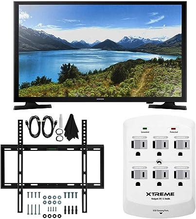 Samsung UN32J4000-32-Inch LED HDTV J4000 Series Slim Flat Wall ...