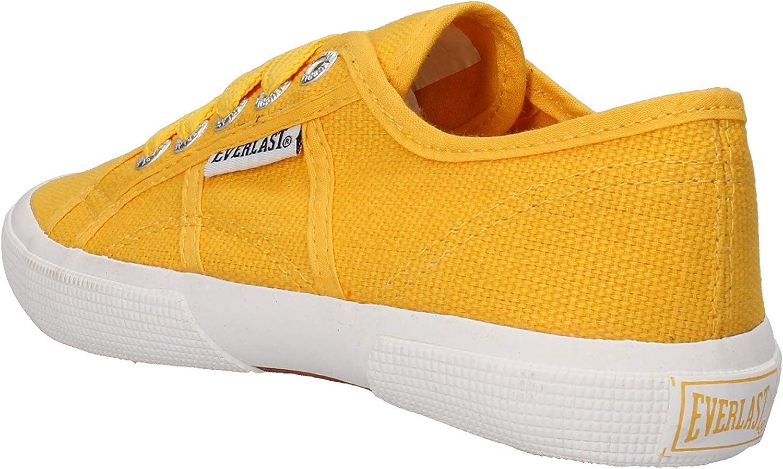 Everlast Niños Zapatillas de Gimnasia Amarillo Size: 31 EU: Amazon.es: Zapatos y complementos